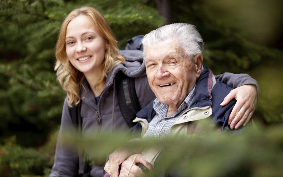 A Senior Visitor Story