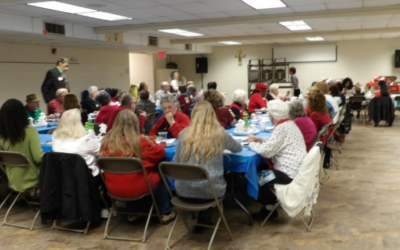Seniors Holiday Party