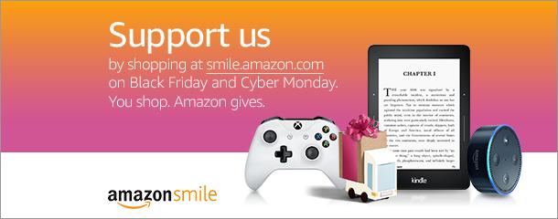 Shopping at Amazon? Use Amazon Smile to benefit MHAF